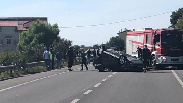 incidente, melito porto salvo, statale 106, Reggio, Calabria, Cronaca