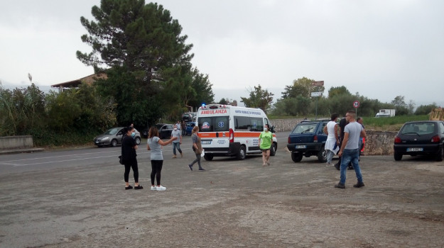 incidente, mileto, Catanzaro, Calabria, Cronaca