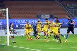 Perisic salva l'Inter nel finale, contro il Parma è un sofferto 2-2