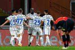 Lukaku e D'Ambrosio: l'Inter batte il Genoa 2-0