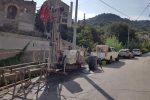 Messina, proseguono i lavori per la mitigazione del rischio idraulico di attraversamenti e guadi