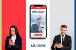 Leasys lancia Clickar.Com, l'e-commerce per l'auto