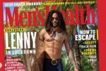 """Lenny Kravitz, il sex symbol con un fisico bestiale sulla copertina di """"Men's Health"""""""
