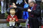Cara Mafalda, salutaci Quino