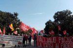 """Messina, manifestazione contro Dpcm, SICobas: """"Crisi sulle spalle dei lavoratori"""""""