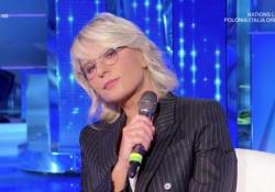 Maria De Filippi ospite di Mara Venier si racconta, dagli anni del liceo alla relazione con Costanzo - Corriere Tv