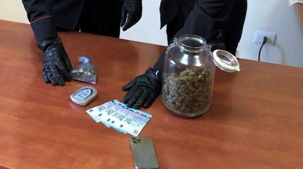droga, marijuana, Messina, Sicilia, Cronaca