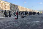 Sbarco a Reggio Calabria