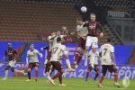 Milan e Roma pareggiano 3-3 nel posticipo: gol, errori e rigori contestati