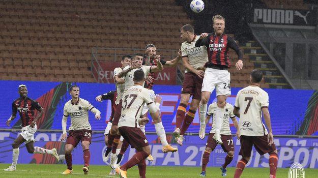 calcio, posticipo, Edin Dzeko, Zlatan Ibrahimovic, Sicilia, Sport