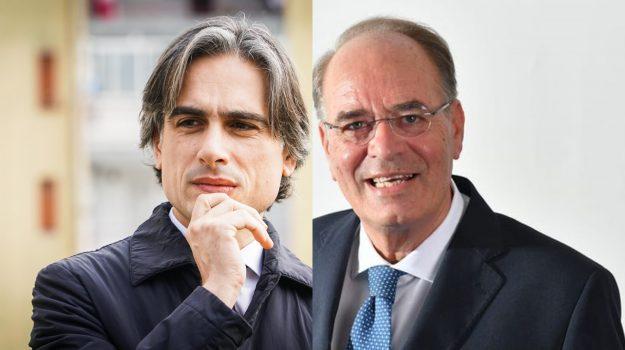 ballottaggio, Antonino Minicuci, Giuseppe Falcomatà, Reggio, Calabria, Politica