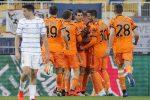 Champions League, la Juventus passa a Kiev grazie alla doppietta di Morata