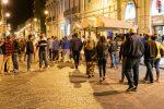 Coronavirus a Messina, movida osservata speciale: rafforzati i pattugliamenti
