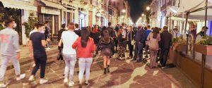 Movida in centro a Messina