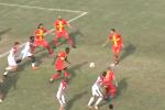 L'Fc Messina torna al successo, gli highlights della vittoria sul Troina