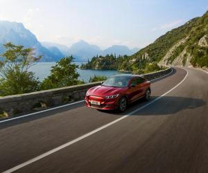 Mustang Mach-E. Al SUV con il cuore Mustang il Green Prix