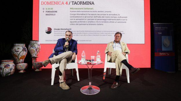 taobuk, Alessandro Notarstefano, Giorgio Montefoschi, Messina, Sicilia, Cultura