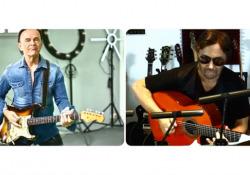 «One Sky» il video del nuovo singolo di Dodi Battaglia e Al Di Meola in anteprima Il pezzo è frutto dela collaborazione inedita tra i due chitarristi - Corriere Tv