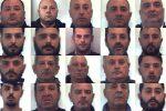 Blitz di mafia a Palermo, legami con gli ultrà: nomi e foto dei 20 fermati