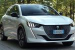 Peugeot e-208, Tracciata strada per nuova esperienza di guida