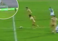 Portogallo, la perla da centrocampo di Angel Gomes Nella partita contro il Moreirense, campionato portoghese, Angel Gomes del Boavista ha realizzato un gol da centrocampo - Dalla Rete