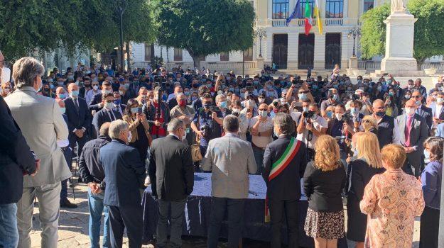 klaus davi, Reggio, Calabria, Politica