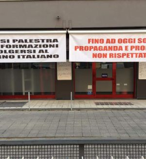 A Messina la protesta degli operatori del fitness e delle palestre