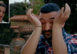 Roccuzzo in lacrime, Emma infrange il suo sogno: «Spero che tu possa capire» Il cameriere siciliano in lacrime: «Sembra che il primo passo non ce la faccio mai» - Corriere Tv