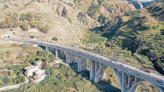anas, salerno-reggio calabria, viadotto, Reggio, Calabria, Economia
