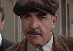 Sean Connery ne «Gli Intoccabili»: era il poliziotto irlandese Jimmy Malone Per la sua interpretazione, Connery ha vinto un Oscar come miglior attore protagonista - Corriere Tv