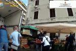 Messina, fruttivendolo abusivo multato in viale Europa: aveva anche un dipendente in nero