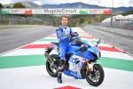 Suzuki GSX-R1000R Anniversary, look da MotoGP