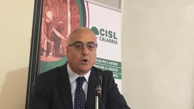 cisl, elezioni, regione calabria, sindacato, Tonino Russo, Calabria, Politica