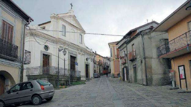 torre di ruggiero, zona rossa, Catanzaro, Calabria, Cronaca