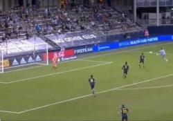 Usa, il gol in spaccata volante di Hurtado Forza, istinto e precisione. Sono le qualità che Erik Hurtado ha espresso nel suo gol - Dalla Rete