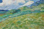 Vincent van Gogh, Paesaggio a Saint-Rémy, 1889 olio su tela, cm 70,5 x 88,5 Ny Carlsberg Glyptotek, Copenaghen SMK 1840; prestito a lungo termine dalla National Gallery of Denmark di Copenaghen