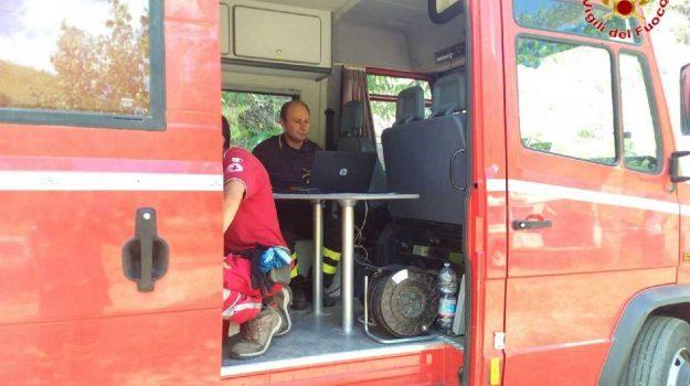funghi, smarrito, vibo, vigili del fuoco, Catanzaro, Calabria, Cronaca