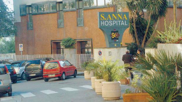 Sant'Anna Hospital Catanzaro, Catanzaro, Cronaca