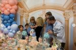 Wanda Nara regala un compleanno da principessa alla figlia Isabella