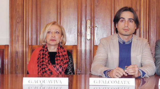 comune di reggio, Giovanna Acquaviva, Reggio, Calabria, Politica