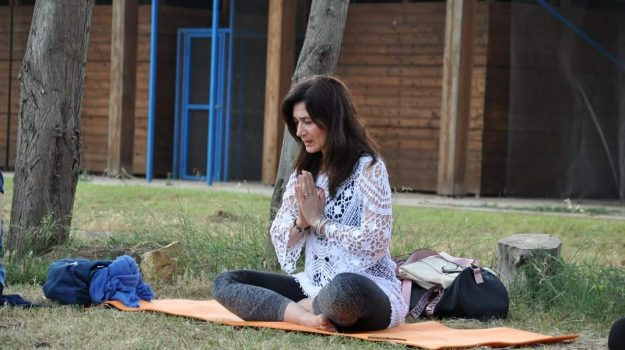 meditazione, Angela Bellantoni, Messina, Cultura