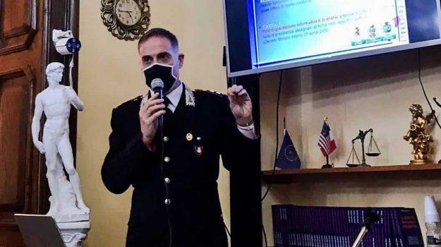 Bartolo Taglietti, Catanzaro, Calabria, Cronaca