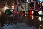 Maltempo a Catania, dopo la tromba d'aria è il giorno della conta dei danni