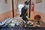 Detenzione di droga e furto di energia elettrica, arrestato un 23enne di Cirò