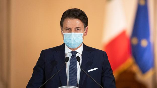 coronavirus, lockdown, natale, Giuseppe Conte, Sicilia, Politica