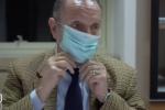 """Bufera su Cotticelli, il video in tv: """"Chi doveva predisporre il piano Covid? Io"""""""