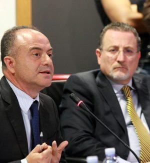 Nicola Gratteri e Antonio Nicaso
