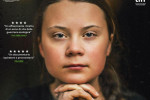 """Un frame tratto dal film"""" I Am Greta"""" la cui protagonista è l'attivista icona green Greta Thunberg, 12 novembre 2020. ANSA +++ HO NO SALES - DITORIAL USE ONLY +++ o +++ ANSA PROVIDES ACCESS TO THIS HANDOUT PHOTO TO BE USED SOLELY TO ILLUSTRATE NEWS REPORTING OR COMMENTARY ON THE FACTS OR EVENTS DEPICTED IN THIS IMAGE; NO ARCHIVING; NO LICENSING +++"""