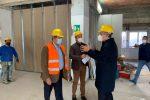 Covid, al via i lavori di ampliamento della Rete delle terapie intensive al Policlinico di Messina