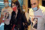 Reggio, bruciata dall'ex: Maria Antonietta Rositani è tornata a casa